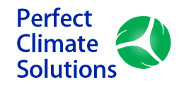 perfect climate solutions logo